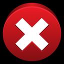 close, trash, delete, block, remove, clear icon