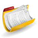 folder, documents icon