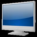 Ecran, Plat, Tv icon