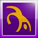 social, backflip, social network icon