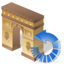 arcodeltriunfo,reload,refresh icon