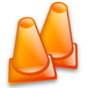 construction,cone icon
