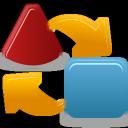 import, export icon