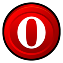 opera,badge,browser icon