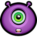 alien, monster, monsters, avatar, shocked icon