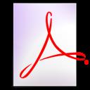 File, Pdf, Postscript icon