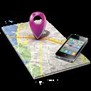 Artdesigner, By, Map icon