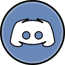 media, discord, social icon