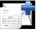 invoice, bill, email, send icon