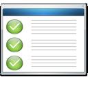 setting, panel icon