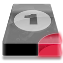 , Bay, Br, Drive icon