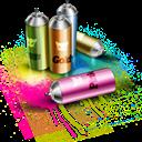 Artdesigner.Lv, By, Spray icon