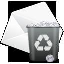 edit,delete,mail icon