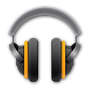 Android, Music, r icon
