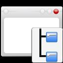 folder, plant, schedule, view, date, window, calendar, week, tree icon