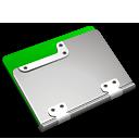 Lime Folder icon