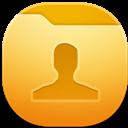 Folder, User's icon