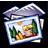 pic, image, picture, folder, photo icon