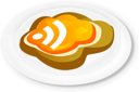 Feed, Food, Rss, Toast icon