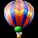 balloon, ballooning, hot, air icon