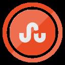 network, stumpleupon, social, stumbleupon, media icon