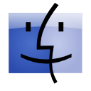Finder, Mac icon