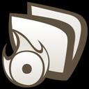Folders Burn icon