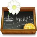 ardoise, picture, dossier, image, pic, photo icon