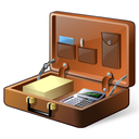 travel, bag, business, case, career, employment, job, briefcase, work, suitcase icon