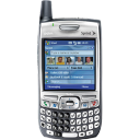 handheld, palm, smartphone, palm treo 700w, treo, cell phone, mobile phone, smart phone icon