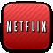 Netflix, Rounded icon