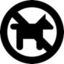 Allowed, Dogs, No icon