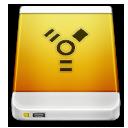 Device Drive External FireWire icon