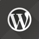 website, blog, wordpress, blogging, seo, web icon