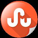 internet, network, communication, stumbleupon, logo, media, social icon