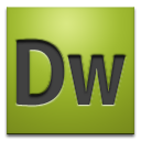 Adobe Dreamweaver CS 4 icon