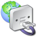 internet, connection icon
