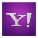 yahoomessenger,frameless icon