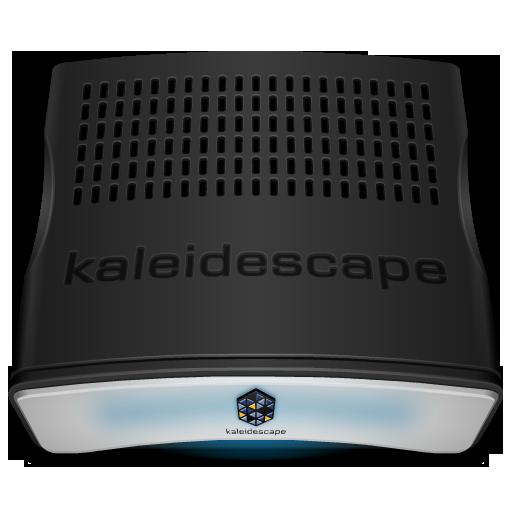 kaleidescape, mini, ps, player icon