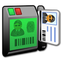 reader, security, scanner icon