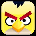 yellow bird icon