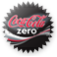 Coca, Cola, Logo, Zero icon