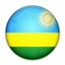 flag,rwanda,country icon