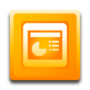 microsoft,powerpoint,ppt icon