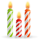birthdaycandles icon