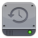 disc, disk, silver, history, save, time, machine icon
