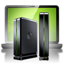 Backup, Seagate icon