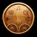 Wooden Dashboard icon