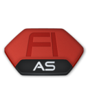 Adobe flash as v2 icon