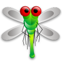 dragon fly icon